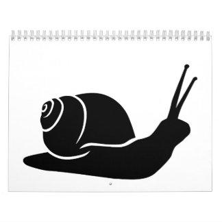Caracol Calendarios De Pared