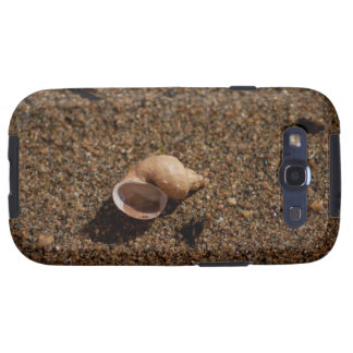 Caracol de agua dulce Shell; Ningún texto Samsung Galaxy S3 Funda