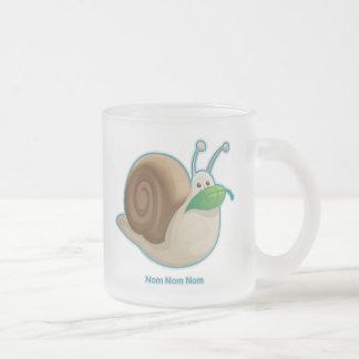 Caracol de Kawaii Tazas De Café
