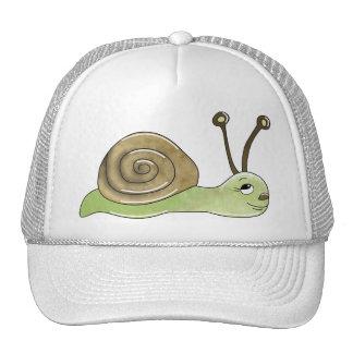 Caracol del país gorra