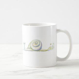 Caracol estupendo taza