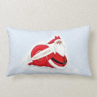 Caracol Papá Noel de S cargot Almohada