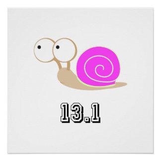 Caracol rosado 13,1 (medio maratón)