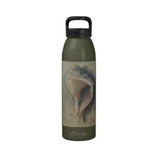 Caracol Shell del bucino de la playa del Seashell Botella De Beber