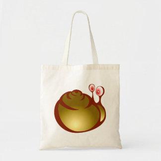 Caracol snail bolsas de mano