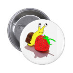 caracol strewberry pin