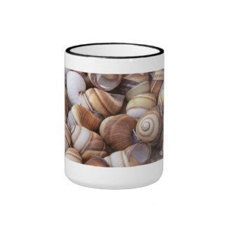 Caracol Tazas De Café