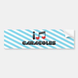 Caracoles Bumper Sticker