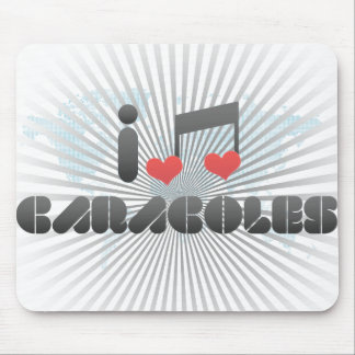 Caracoles Mouse Pad