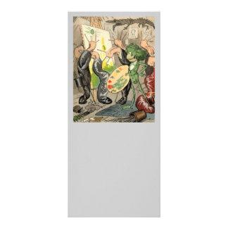 Caracoles y galería de arte del sapo lonas publicitarias