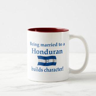 Carácter de Honduras Tazas De Café
