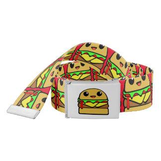 Carácter de la hamburguesa correa