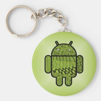 Carácter de Paisley para el robot de Android™