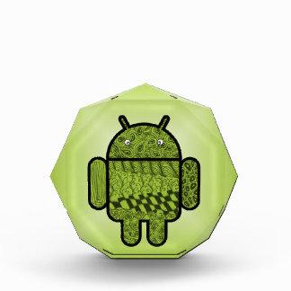 Carácter del Doodle de Paisley para Android™