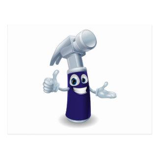 carácter del martillo B4.jpg 2012 Postales