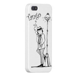 Carácter del tango de Tanguerito Compadrito iPhone 5 Carcasas