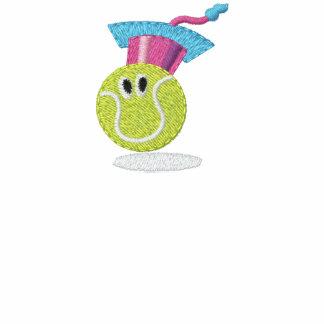 Carácter sonriente del logotipo de la pelota de