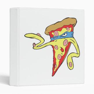 "carácter tonto de la pizza de salchichones del mal carpeta 1"""