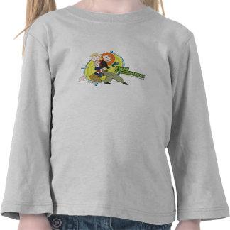 Caracteres posibles Disney de Kim Camiseta