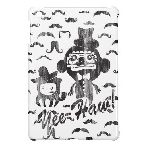 Caracteres torpes del Haw de Yee- con los bigotes