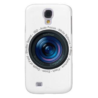 Característica de DSLR Samsung Galaxy S4 Cover