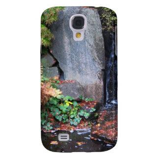 Característica del agua del jardín de Yashiro - Carcasa Para Galaxy S4