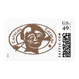 Caracus Stamp