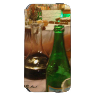 Carafe of Wine in Buenos Aires iPhone 6/6s Wallet Case