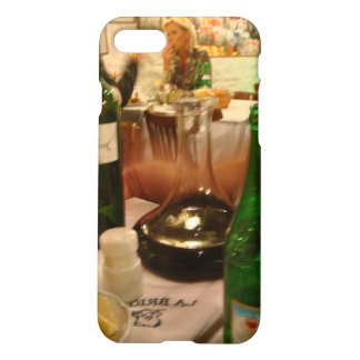 Carafe of Wine in Buenos Aires iPhone 8/7 Case
