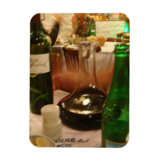 Carafe of Wine in Buenos Aires Magnet
