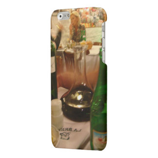 Carafe of Wine in Buenos Aires Matte iPhone 6 Case