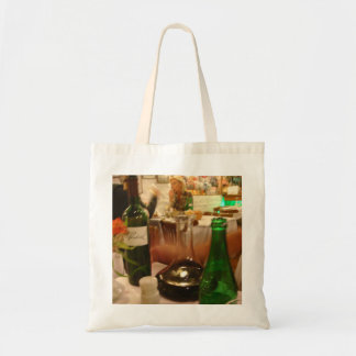 Carafe of Wine in Buenos Aires Tote Bag