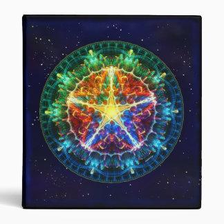 Carambole Universe 3 Ring Binder