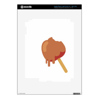 Caramel Apple Decal For iPad 3