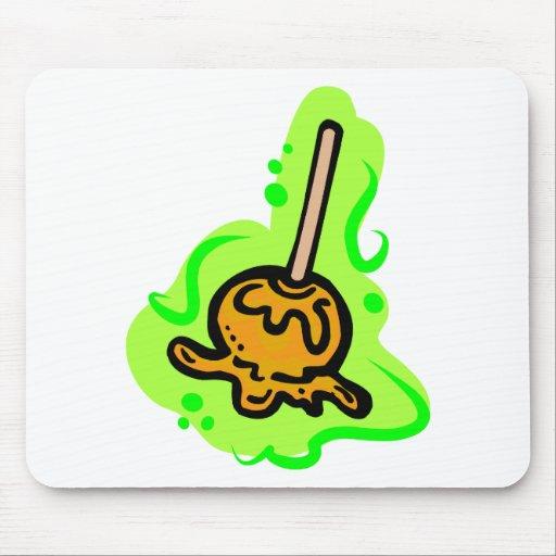 Caramel Apple Mouse Mat
