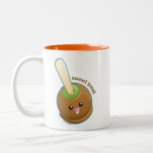 Caramel Apple Mugs