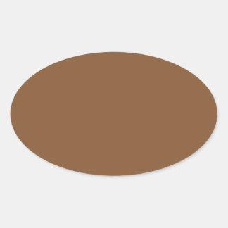 Caramel Brown - Dirt Brown - Tree Bark Sticker