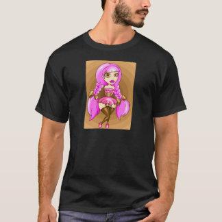 Caramel Candyfloss T-Shirt