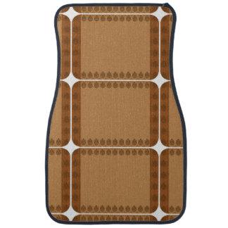 Caramel Car Floor Mat