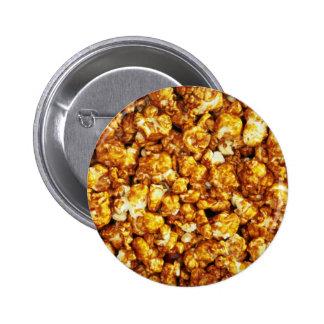 Caramel corn pins