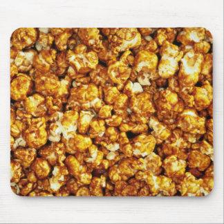 Caramel corn mousepads