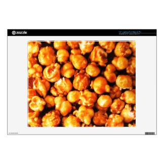 """Caramel Corn Decal For 14"""" Laptop"""