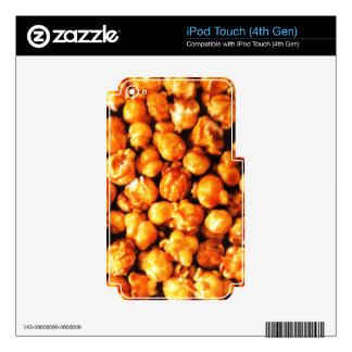 Caramel Corn Decal For iPod Touch 4G