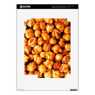 Caramel Corn iPad 3 Skin