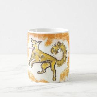 Caramel Frappe Mug