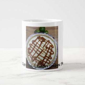 Caramel-Lemon Icebox Pie Large Coffee Mug