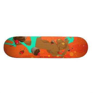 Caramel Pleasure Skateboard