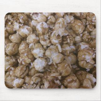 Caramel Popcorn Mouse Pad