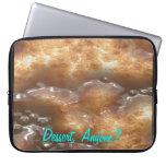 Caramel Pudding Dessert Topping Art Laptop Sleeve