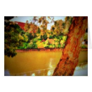 Caramel River Card